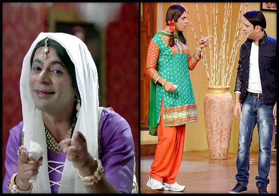 Kapil Sharma wishes best for Sunil Grover's new comedy