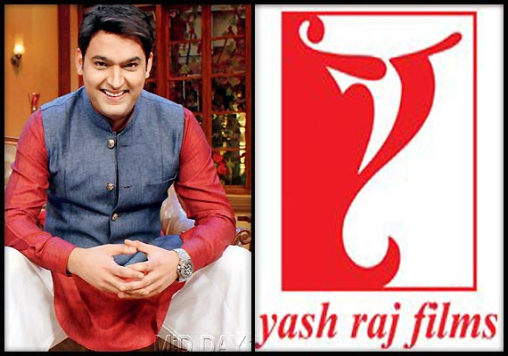 Comedian Kapil Sharma  offered YRF film&#63