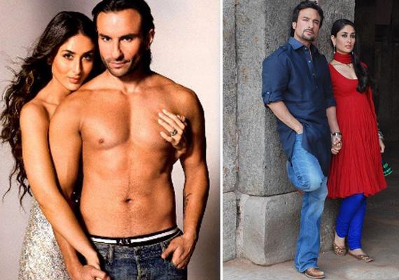Kareena Looks Good Only With Me, Says Saif Ali Khan