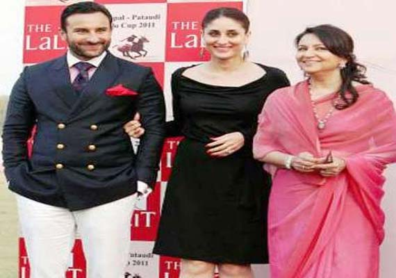 Kareena has not converted to Islam, says mother-in-law Sharmila