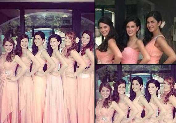 Katrina Kaif's sister Natacha's wedding pics
