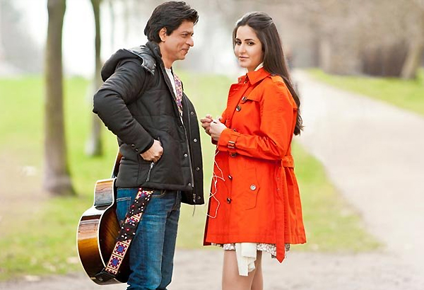 Katrina Is A Stupendous Actor, Says SRK
