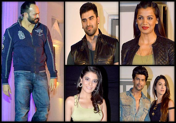 Khatron Ke Khiladi season 5: Meet the contestants... (see pics)