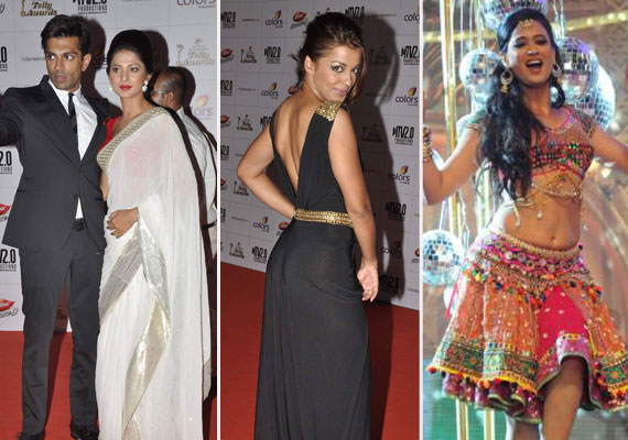 Know the winners and stars sparkled at The Indian Telly Awards 2013 (watch pics)