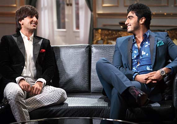 Koffee with Karan: Arjun Kapoor speaks over his relationship with Alia Bhatt (view pics)
