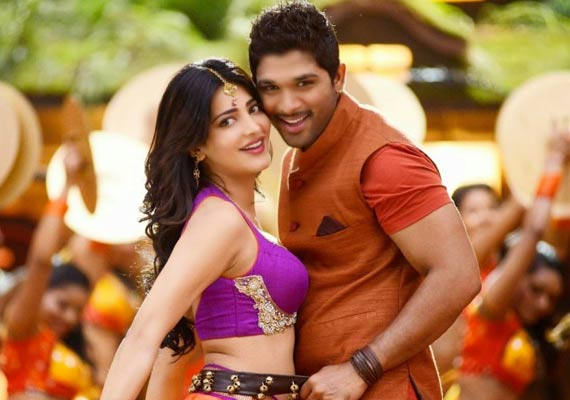'Kotha Janta' trailer with 'Race Gurram'