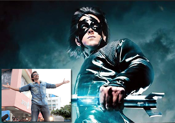 Krrish 3 box office collections hits a mark of 200 cr - Krrish box office collection ...