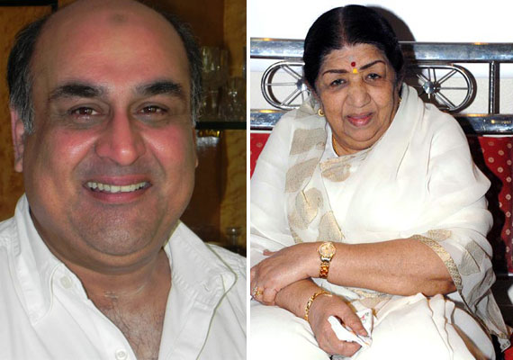 Lata Mangeshkar insecure of my father's success: Rafi's son