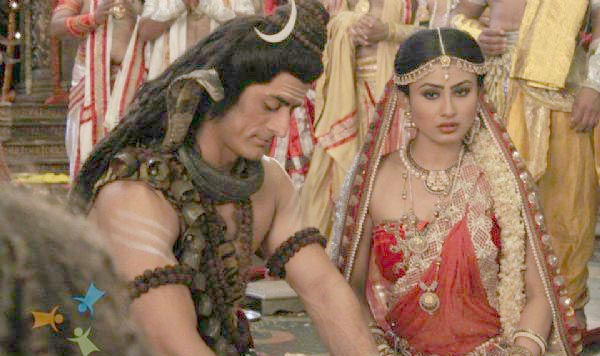 Mahadev Mohit Raina in love with Mouni Roy