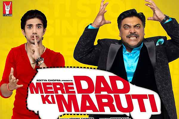 Mere Dad Ki Maruti trailer to release with Jab Tak Hai Jaan