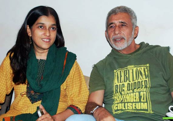 Naseeruddin Shah Leaves On Month-Long Romantic Road Trip