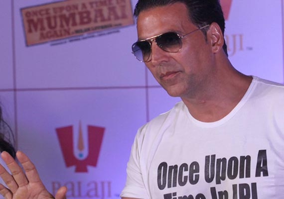 No real-life characters in Once Upon a Time in Mumbai Again,says Akshay Kumar