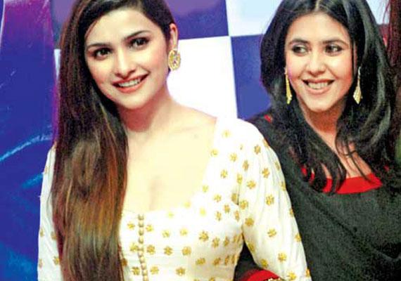 Prachi Desai can't afford a rift with Ekta Kapoor
