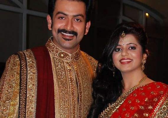 Malyalam actor Prithviraj, wife Supriya Menon expecting their first child