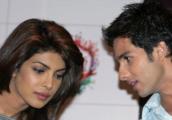 Priyanka Chopra's secret birthday party with Shahid Kapoor