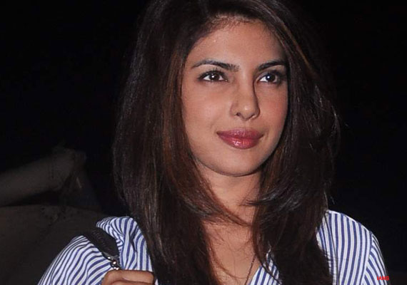 Priyanka Chopra is excited, but scared!