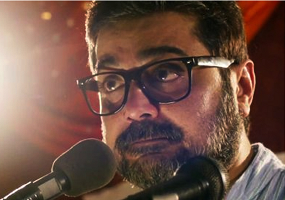 Prosenjit's role in 'Shanghai' based on Greek politician
