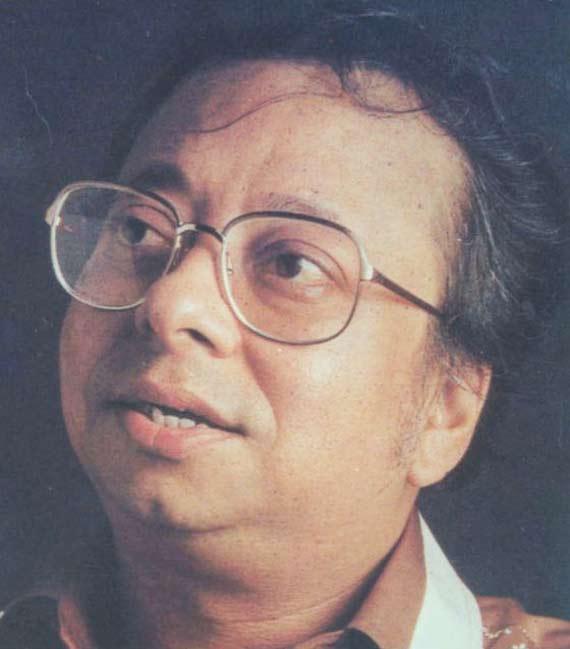 R. D. Burman - Ghungroo Ki Awaaz