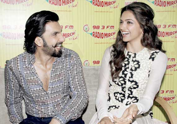 Ram-Leela co-stars Ranveer, Deepika want to team up again