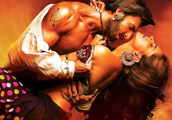 Ram-Leela movie review: Ranveer, Deepika's chemistry sizzles