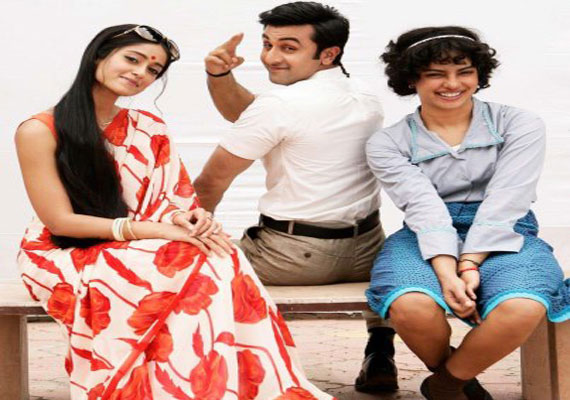 Ranbir Kapoor starrer 'Barfi!' India's official entry to the Oscars