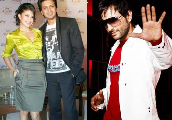 Saif Ali Khan and Riteish Deshmukh to team up for comedy film