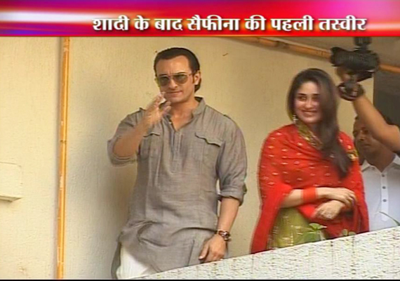 Saif, Kareena enter wedlock after 5-year courtship