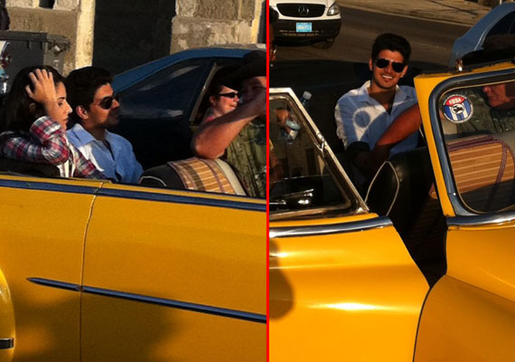 Salman Khan used Suraj Pancholi as his body double in 'Ek Tha Tiger' (watch pics)
