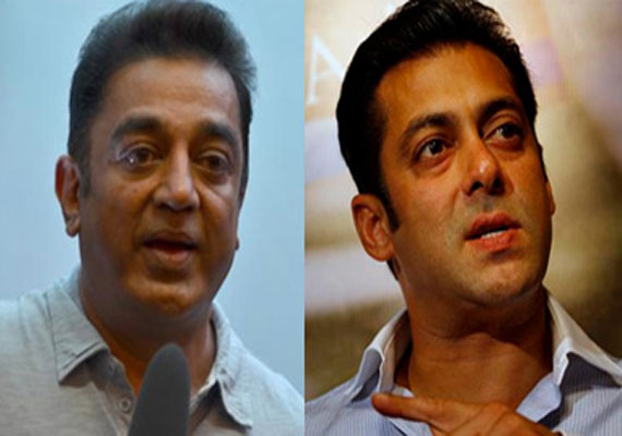 Salman Khan  comes out in support of Kamal Haasan's Vishwaroopam