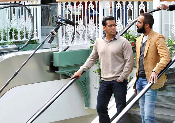 Salman Refuses To Convert Ek Tha Tiger Into 3D