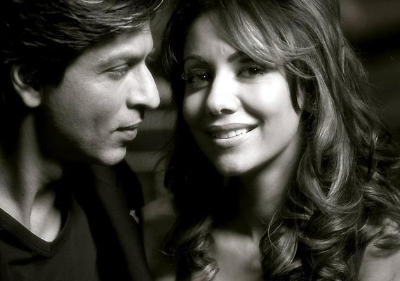 Shah Rukh-Gauri's love story!