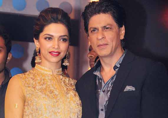 Shah Rukh and Deepika to have a royal dinner in Abu Dhabi