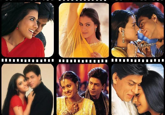 Shahrukh Khan-Kajol: The best on-screen couple
