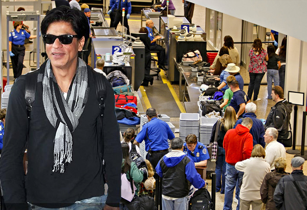 Shahrukh Detained For Two Hours At A New York Airport
