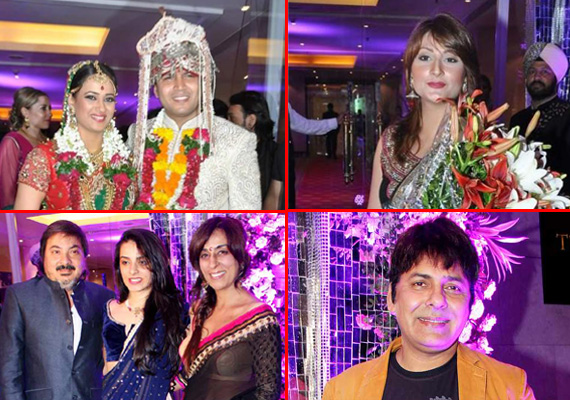 Shweta Tiwari ties wedding knot with Abhinav Kohli (view pics)