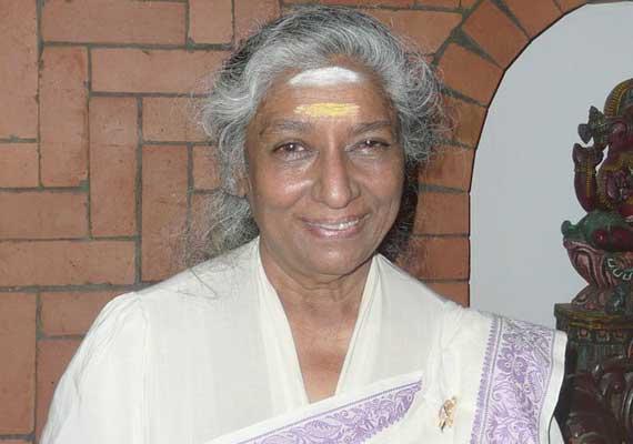 Singer S. Janaki refuses to accept Padma Bhushan