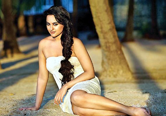 No bikini, says Sonakshi Sinha