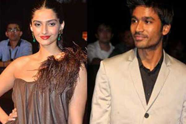 Sonam Kapoor, Dhanush to begin shooting Ranjhnaa in Varanasi