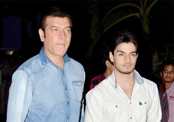 Sooraj Pancholi, father Aditya Pancholi party hard post  Jiah Khan's suicide