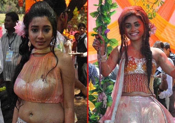 Rang De: Star-studded Holi Bash for Colors TV actors (view pics)