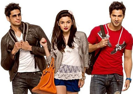 Movie review: Student of the year, Siddharth overshadows Alia, Varun