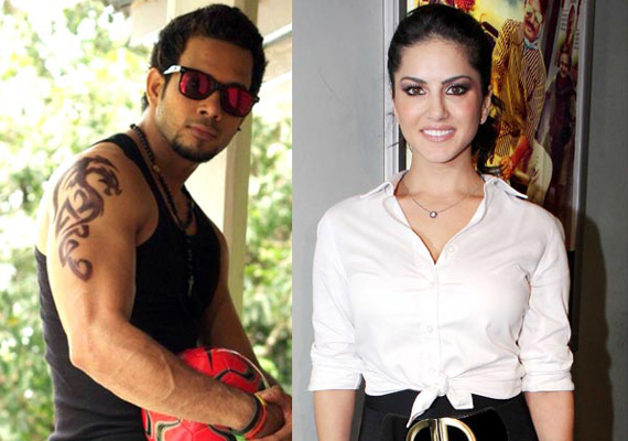 Sunny Leone shoots with South actor Bharath for Kaizad Gustad film Jackpot