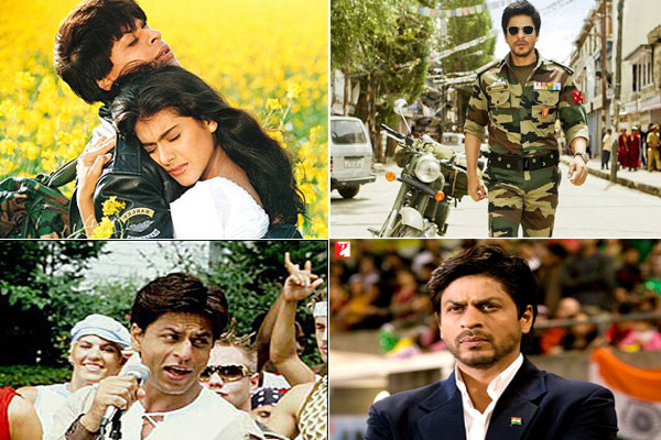 Unknown facts about Shah Rukh Khan