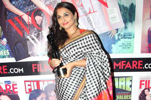 Vidya Balan to play Carnatic vocalist M S Subbulakshmi in biopic