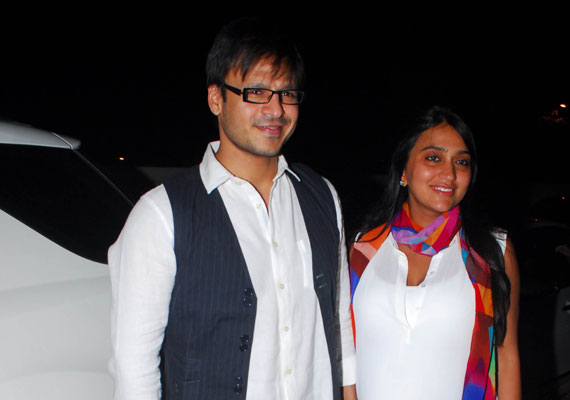 Vivek Oberoi becomes father of a baby boy