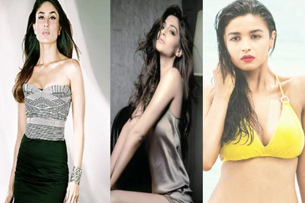 5 Bollywood girls  who shed weight to become hotties on screen