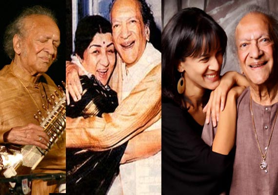 10 interesting facts about Pandit Ravi Shankar