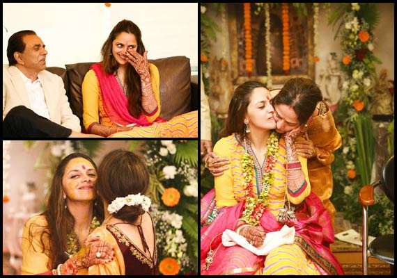 Ahana Deol wedding: Rare pictures of inside ceremonies (see pics)