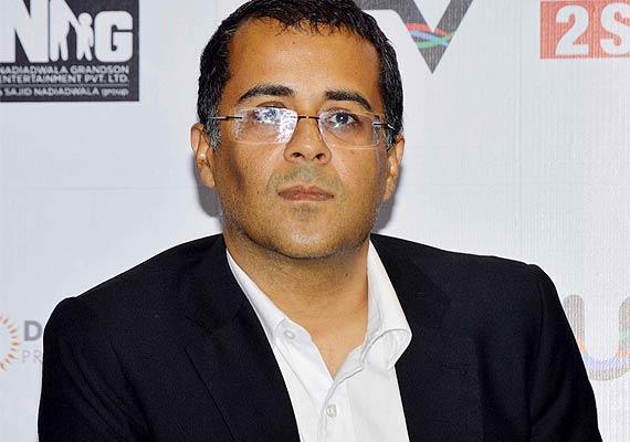 essay on my favourite author chetan bhagat