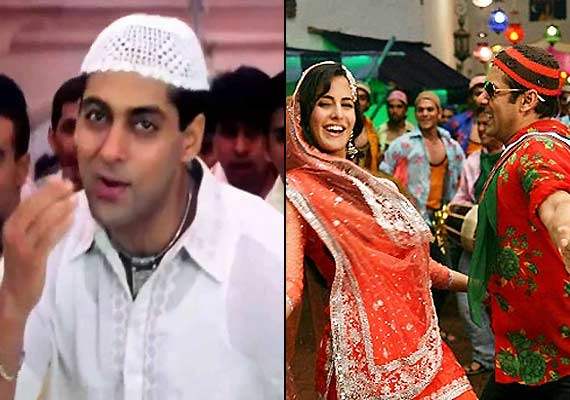 Bollywood's popular Eid songs! (watch videos)